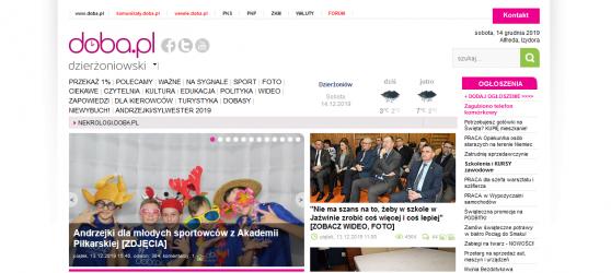 doba.pl wykonanie